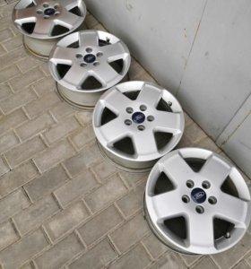 Литые диски форд