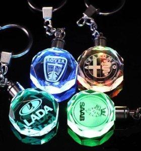 Брелки для ключей авто