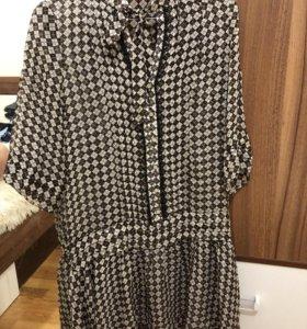 Платье-туника, рубашка