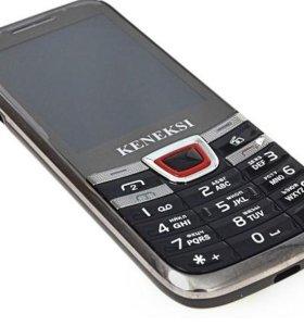 мобильный телефон Keneksi S8 black