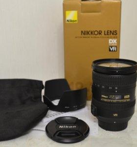 Nikon 18-200mm f/3.5-5.6G ED AF-S VR II DX