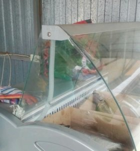 Ветрина боковое стекло