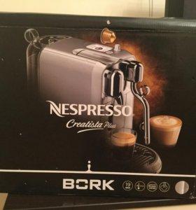 Bork Nespresso C830 Creatista Plus