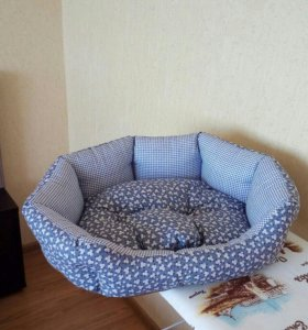 Лежак для кота, новый