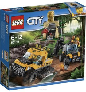 LEGO City Jungle Explorer
