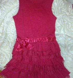 Платье для Дюймовочки