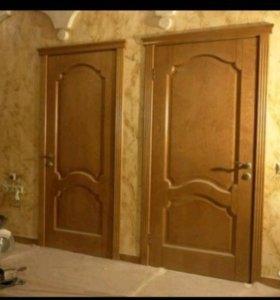 Профессиональная установка дверей любой сложности