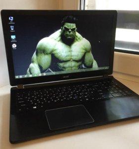 Super Acer NEW i7-5500U, NVIDIA GTX 860M,8гб озу