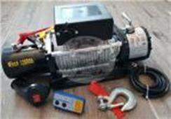 Лебедка электрическая 12V Electric Winch 12000lbs