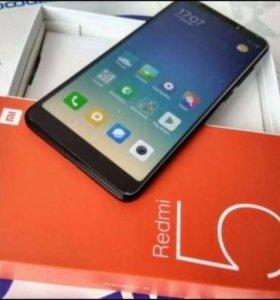 Продам или обменяю  Xiaomi Redmi 5 3/32gb