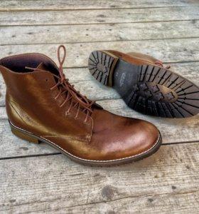 Демисезонные ботинки Saints Base, Коричневые