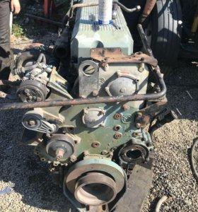 Двигатель в разбор Detroit Diesel 14 л. DD5