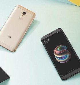 Новый Xiaomi redmi note 5