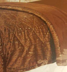 Покрывало-одеяло утепленное новое