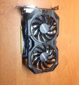 Видеокарта Gigabyte GeForce GTX 750 Ti на 2 Gb