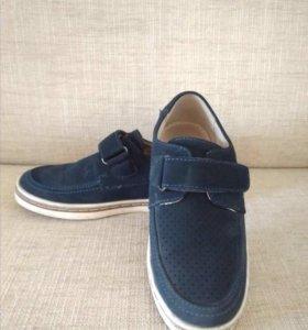 Туфли для мальчиков.30 размер