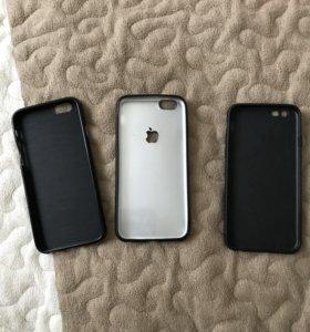 Продам чехлы на iPhone 6