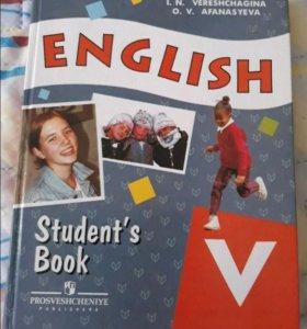 Учебник 5 класс student's book