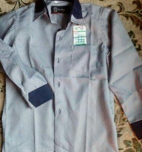 Детсакая рубашка 30 размер