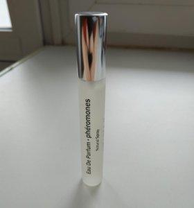 eau de parfum+pheromones natural spray FL.OZ 10 ml