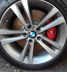 Диски BMW 397 style Double Spoke 18