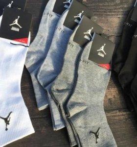 Носки Jordan 10 пар джордан