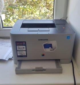 Принтер цветной лазерный