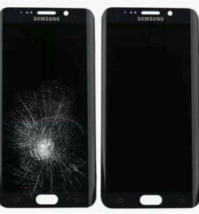 Замена стекла Samsung/Apple