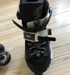 Роликовые коньки мужские Fila NRK + сумка в подаро