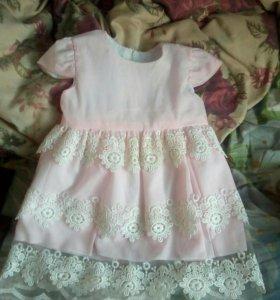 Детское платье 👗