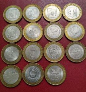 Обмен монет, продажа