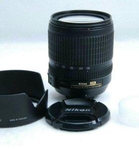 Обьектив Nikon AF-S 18-105mm F/3.5-5.6G