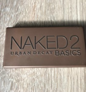 Палетка Urban Decay Basics Naked 2