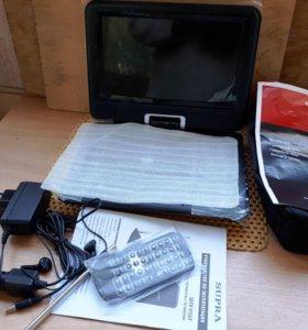 Портативный DVD SUPRA SDTV-915UT