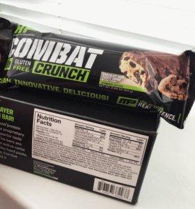 Combat протеиновые батончики