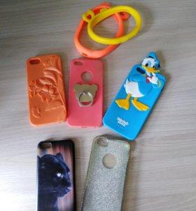 Чехлы на телефон айфон 5s