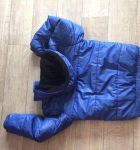 Продаю куртку, ветровку на мальчика 12-13