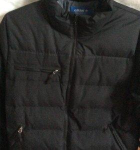 Куртка зима муж. 100% пух, Аdidas, разм.50-52
