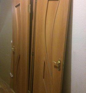 Дверь (ванная, туалет)