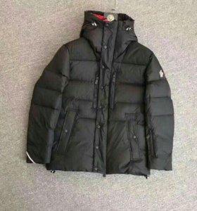 Короткий пуховик куртка Moncler
