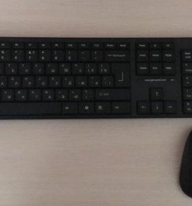 Клавиатура+беспроводная мышь
