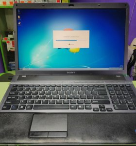Ноутбук Sony Vaio (VPCF1)