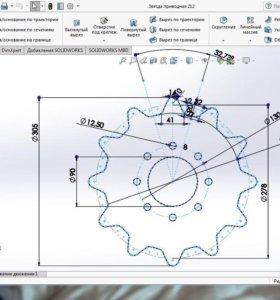 3D модели, чертежи, ГОСТ, ЕСКД