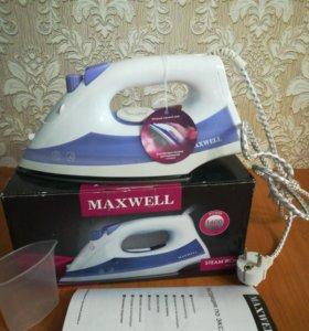Новый Утюг Maxwell MW-3004