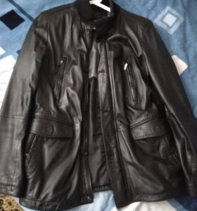 Кожаная куртка (муж.)