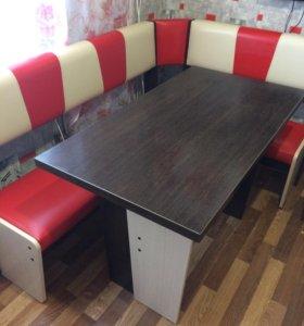 Обеденный стол (уголок)