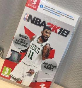 NBA18