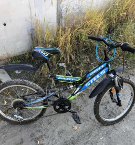 Велосипед Стелс Пилот 260 (подростковый)