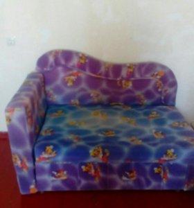 Срочно! Детский диван- кровать