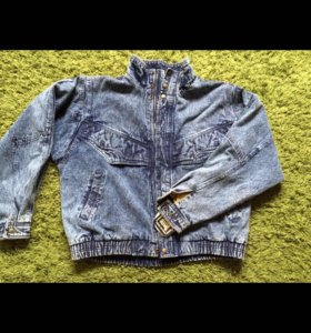 Мужская осенняя куртка США 54р